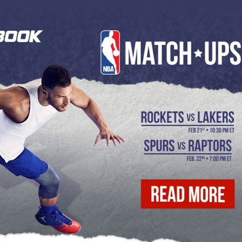 Rockets vs Lakers and Spurs vs Raptors Game Previews and Betting Odds