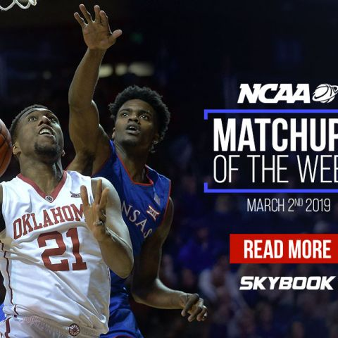 Kansas vs Oklahoma State, NCAA Basketball Betting Odds