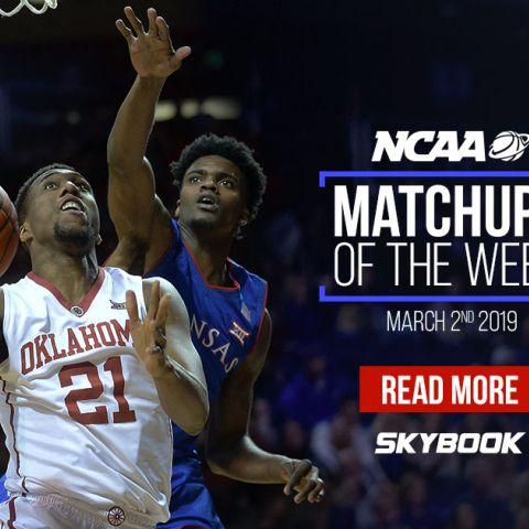 Kansas vs Oklahoma State, NCAA Basketball Betting Odds