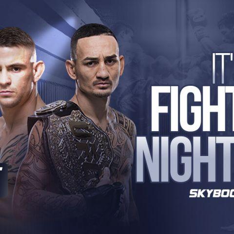 UFC 236 Betting Odds, Holloway vs Poirier
