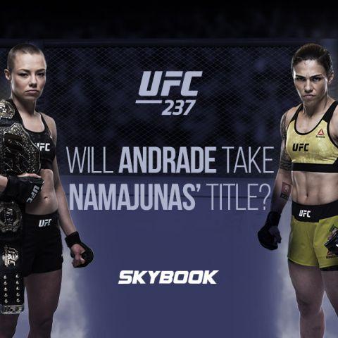 Sportsbook Bonus: Get 50% Extra to Bet UFC 237