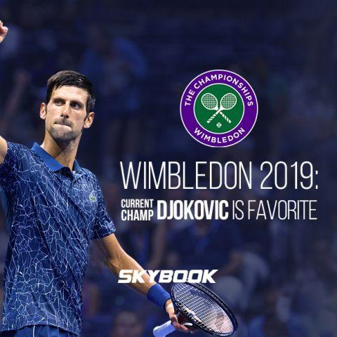 Wimbledon Odds 2019: Men's Singles Tournament Preview
