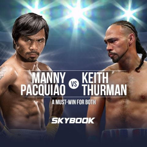 Keith Thurman vs Manny Pacquiao Betting Odds: A Must-Win for Both