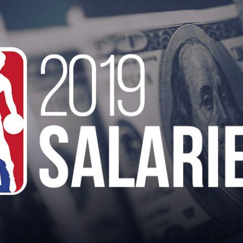 2019 Salaries