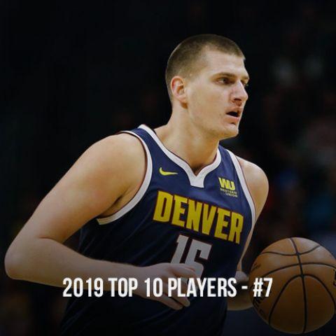 2019 Top 10 NBA Players, #7 Nikola Jokic