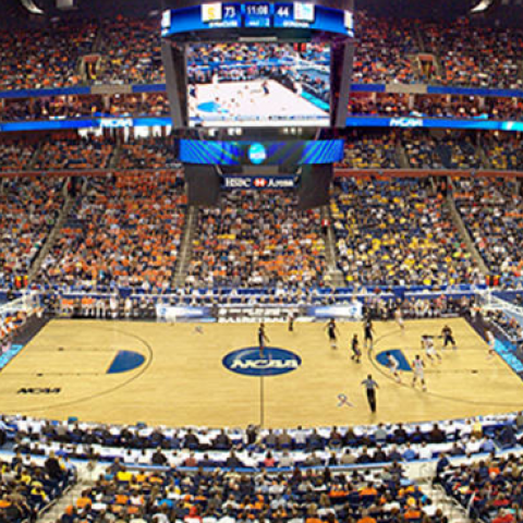 NCAA Basketball Brackets and Predictions