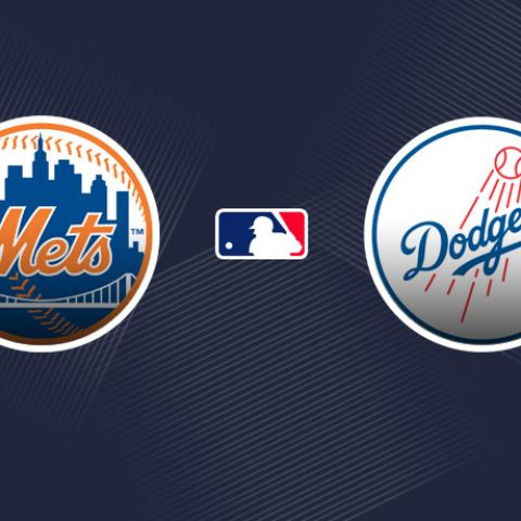 Mets against Dodgers
