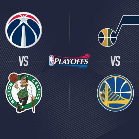 NBA Playoffs 2017 Second Round Picks