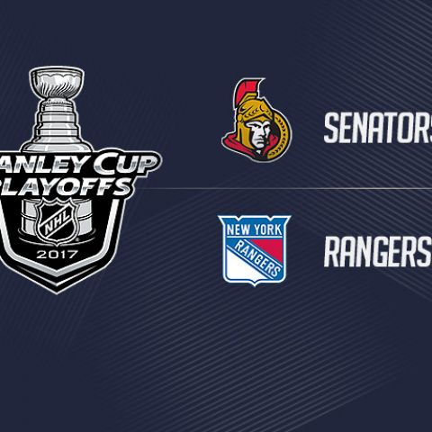 Eastern Conference Semifinals Game 6 Prediction: Ottawa Senators vs New York Rangers
