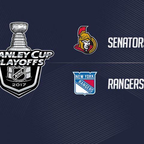 Eastern Conference Semifinals Game 6 Prediction: Ottawa Senators vs New York Rangers