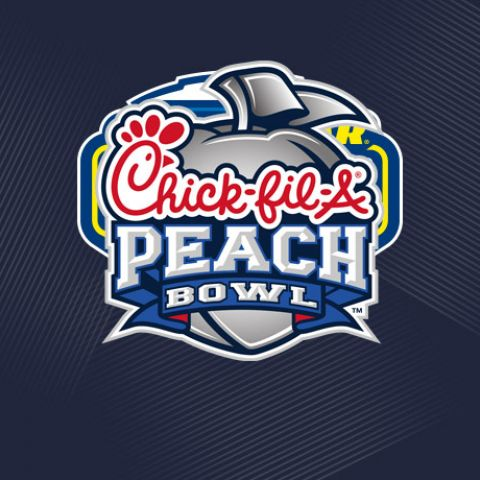Betting On The 2017 Peach Bowl?
