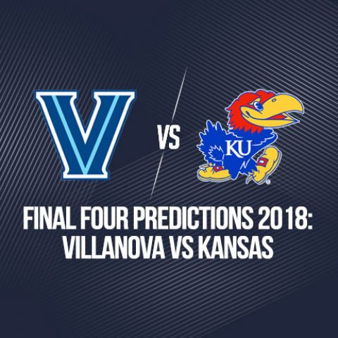 Final Four Predictions 2018: Villanova vs Kansas