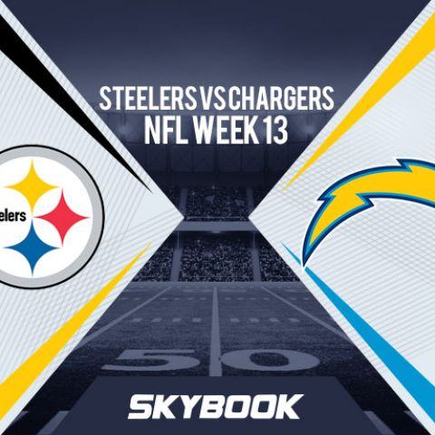 NFL Week 13: Sunday Night Football Steelers vs Chargers