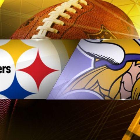 NFL Hall of Fame Game: Steelers vs. Vikings