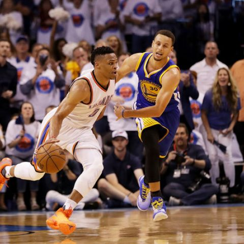 Conference Finals Game 6 Warriors vs Thunder
