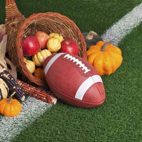 Thanksgiving Day NFL: Gobble on the Bears vs Packers Game