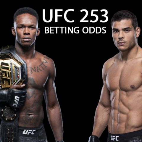 UFC 253 Odds: Adesanya vs. Costa -Tale of the Tape