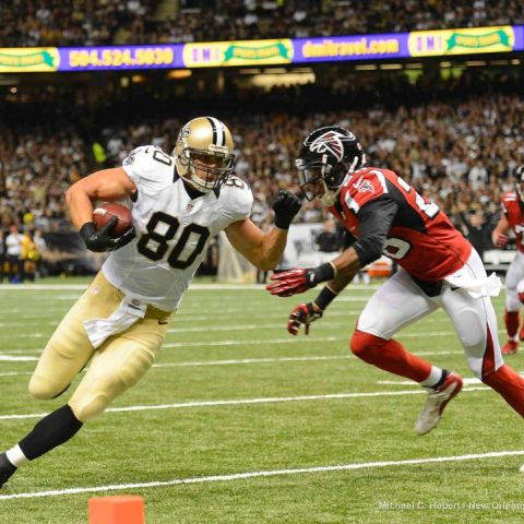 Falcons vs. Saints: Thursday Night Betting Preview and Free Pick