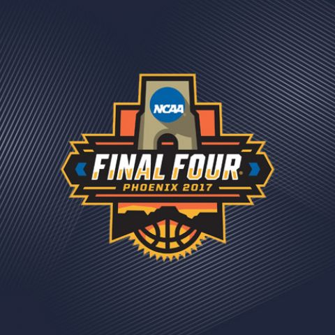 2017 Men's Basketball NCAA Championship Game: Gonzaga Bulldogs vs North Carolina Tar Heels
