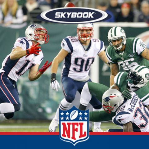 NFL Thursday Night Football: Jets vs. Patriots