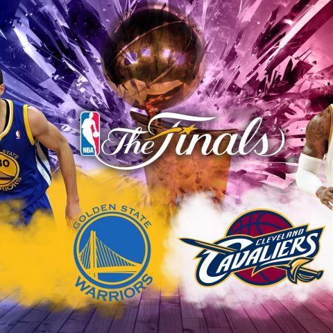 Game 1 NBA Finals: Cavaliers vs Warriors