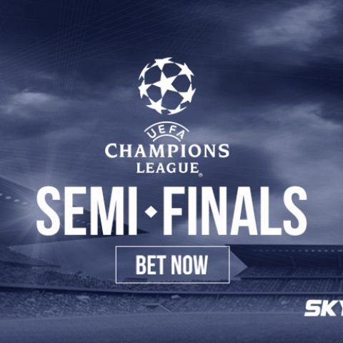 2019 Champions League Semi Finals Betting Odds and Game Previews