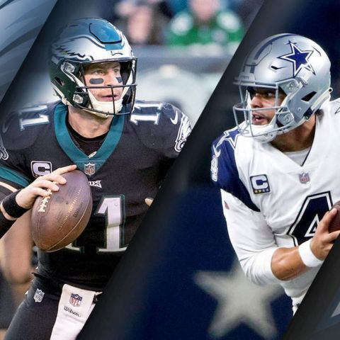 Eagles vs Cowboys Betting Odds and Matchup, NFL Week 16