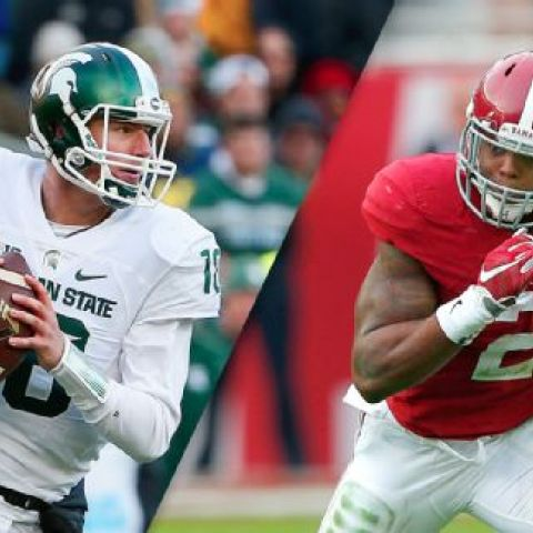 Michigan State vs. Alabama Betting Preview