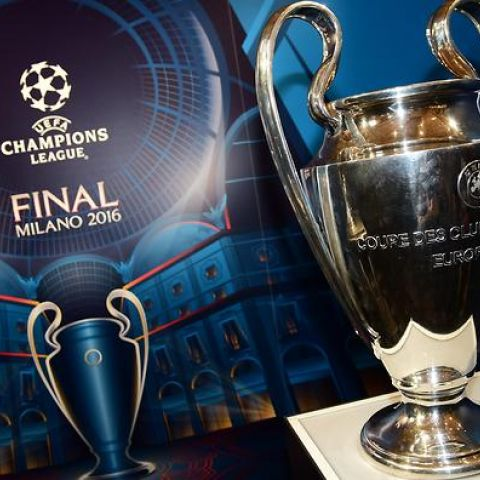UEFA Champions League Final: Real Madrid vs Atletico Madrid