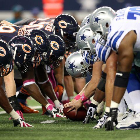 Betting Analysis For Cowboys vs. Bears TNF