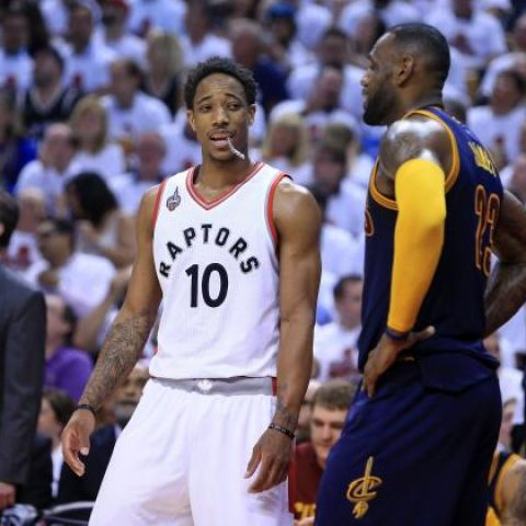 Eastern Conference Finals Game 5 Raptors vs Cavaliers