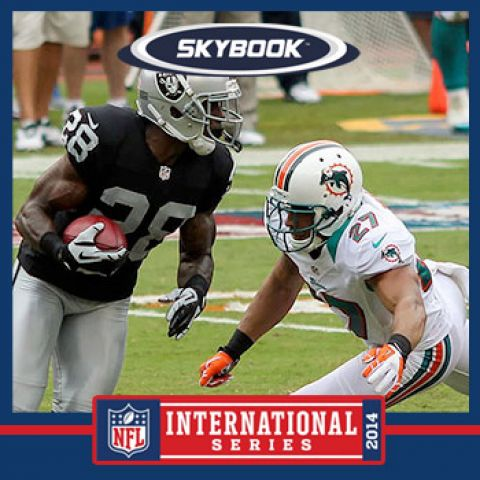 NFL International Series Game Previews: Miami Dolphins vs. Oakland Raiders