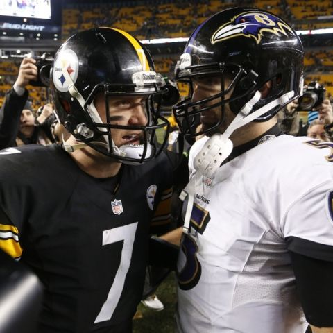 Sunday NFL Betting Picks: Baltimore Ravens vs Pittsburgh Steelers