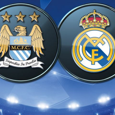 Real Madrid vs Manchester City: Second Leg Game UEFA Champions League