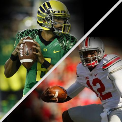 College Football Championship: Oregon vs. Ohio State