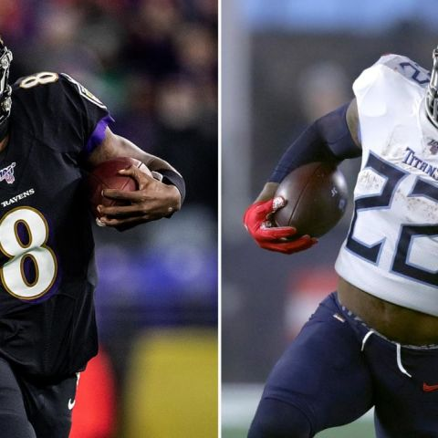 Ravens vs. Titans Betting Odds and Game Preview