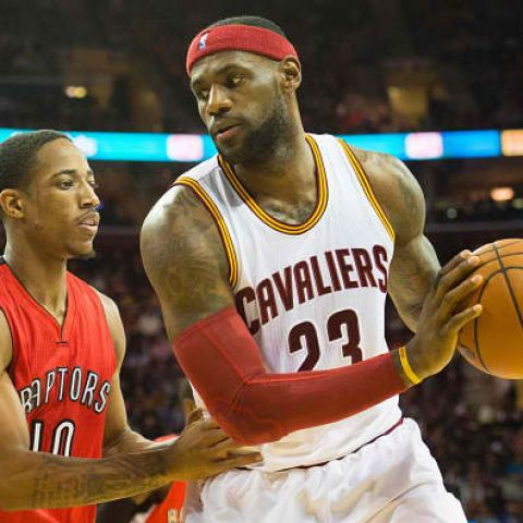 NBA Eastern Conference Finals: Toronto Raptors vs Cleveland Cavaliers