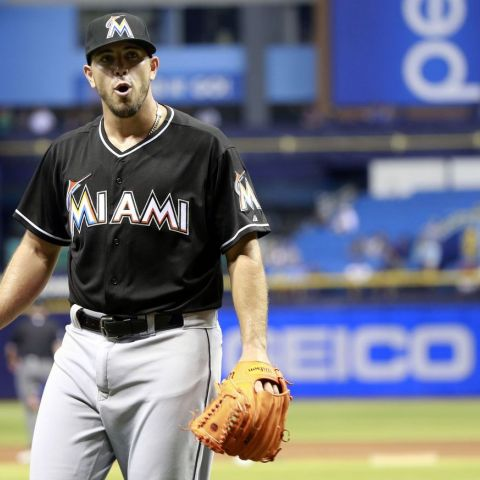 Miami Marlins vs San Francisco Giants