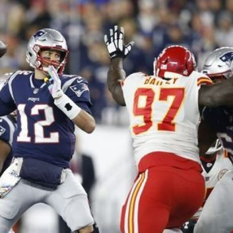 Chiefs at Patriots Betting Odds and Game Preview