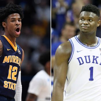 2020 NBA Rookie of The Year Futures: Morant or Williamson?